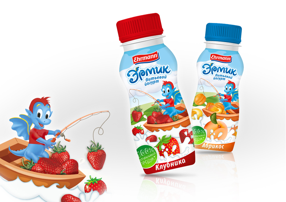 ermik. drinkable yougurt